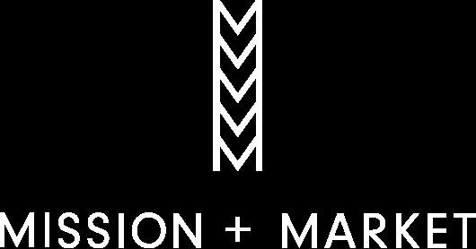 Mission + Market Logo